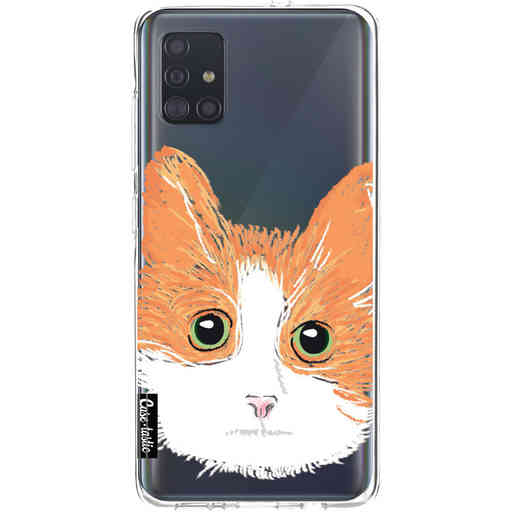 Casetastic Softcover Samsung Galaxy A51 (2020) - Little Cat