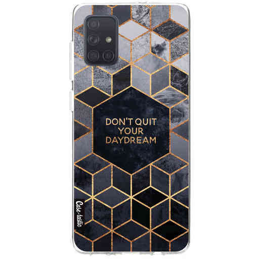 Casetastic Softcover Samsung Galaxy A71 (2020) - Don't Quit Your Daydream