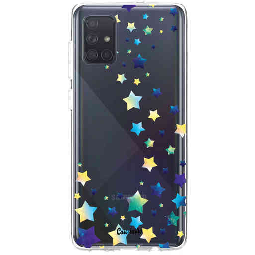 Casetastic Softcover Samsung Galaxy A71 (2020) - Funky Stars