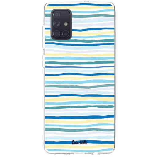 Casetastic Softcover Samsung Galaxy A71 (2020) - Stripe Vibe