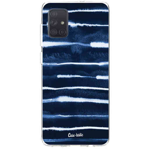 Casetastic Softcover Samsung Galaxy A71 (2020) - Electrical Navy