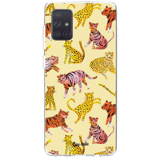 Casetastic Softcover Samsung Galaxy A71 (2020) - Wild Cats