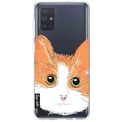Casetastic Softcover Samsung Galaxy A71 (2020) - Little Cat
