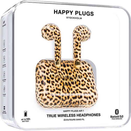Happy Plugs Air 1 Leopard