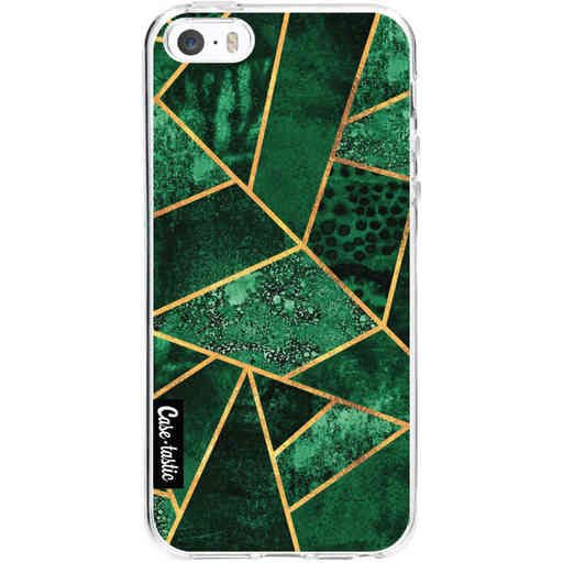 Casetastic Softcover Apple iPhone 5 / 5s / SE - Deep Emerald