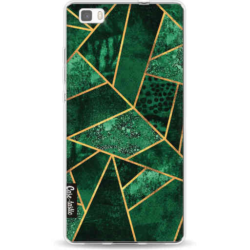 Casetastic Softcover Huawei P8 Lite - Deep Emerald