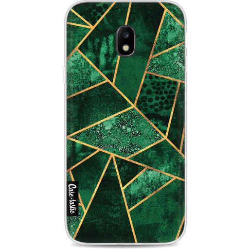 Casetastic Softcover Samsung Galaxy J3 (2017)  - Deep Emerald