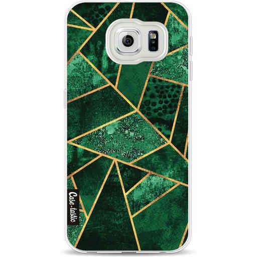 Casetastic Softcover Samsung Galaxy S6 - Deep Emerald
