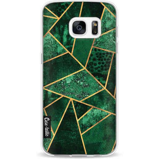 Casetastic Softcover Samsung Galaxy S7 - Deep Emerald