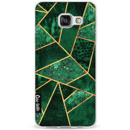 Casetastic Softcover Samsung Galaxy A3 (2016) - Deep Emerald