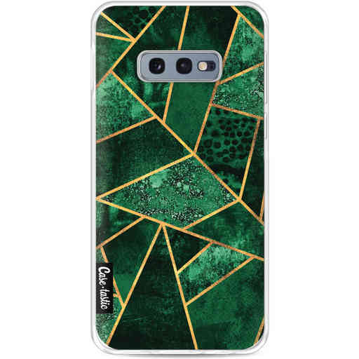 Casetastic Softcover Samsung Galaxy S10e - Deep Emerald