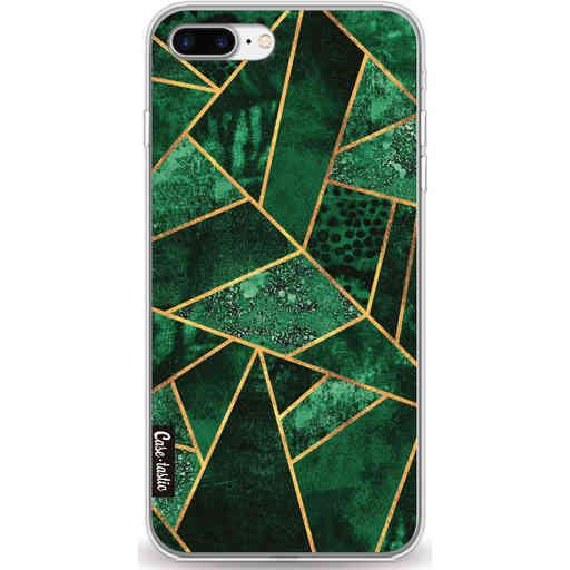 Casetastic Softcover Apple iPhone 7 Plus / 8 Plus - Deep Emerald