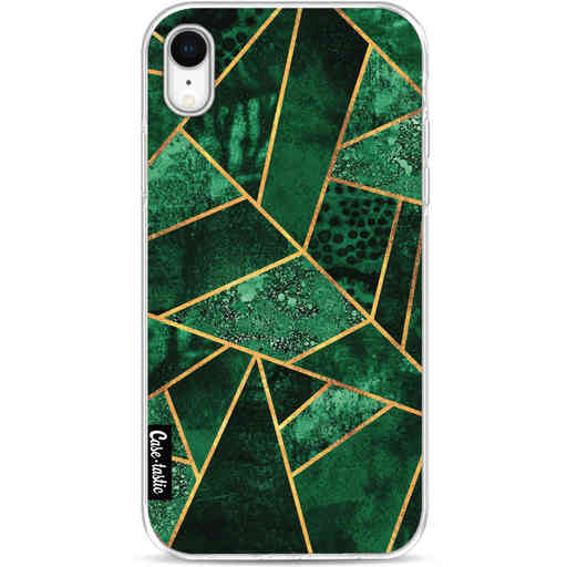 Casetastic Softcover Apple iPhone XR - Deep Emerald