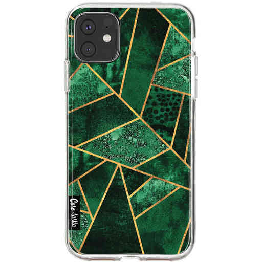 Casetastic Softcover Apple iPhone 11 - Deep Emerald