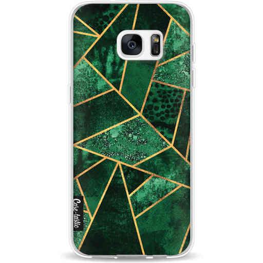 Casetastic Softcover Samsung Galaxy S7 Edge - Deep Emerald