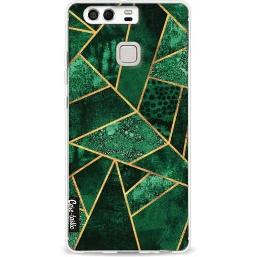 Casetastic Softcover Huawei P9 - Deep Emerald