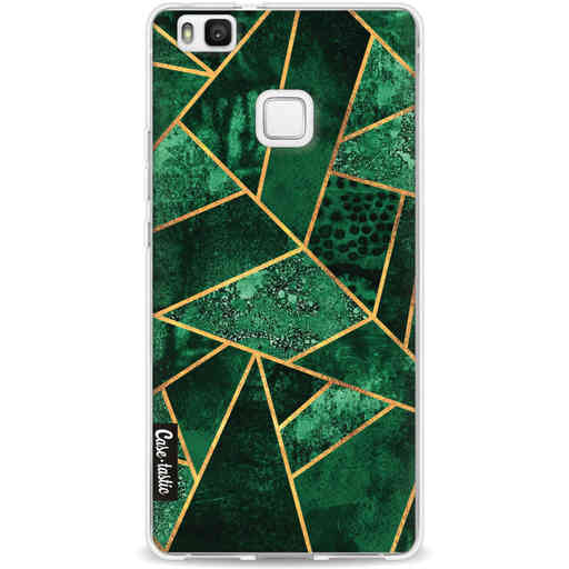 Casetastic Softcover Huawei P9 Lite - Deep Emerald