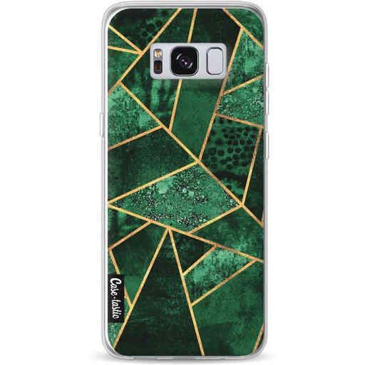 Casetastic Softcover Samsung Galaxy S8 - Deep Emerald
