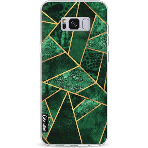 Casetastic Softcover Samsung Galaxy S8 Plus - Deep Emerald