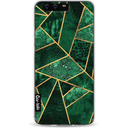 Casetastic Softcover Huawei P10 - Deep Emerald