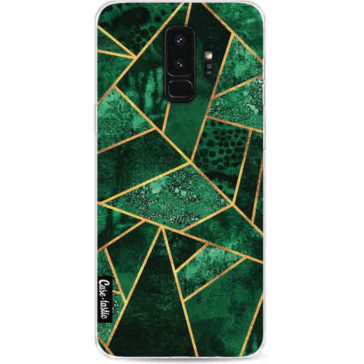 Casetastic Softcover Samsung Galaxy S9 Plus - Deep Emerald
