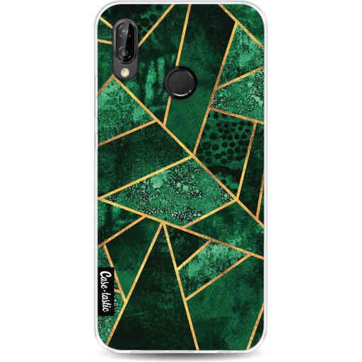Casetastic Softcover Huawei P20 Lite (2018) - Deep Emerald