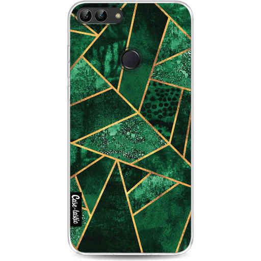 Casetastic Softcover Huawei P Smart - Deep Emerald