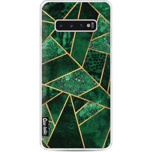 Casetastic Softcover Samsung Galaxy S10 Plus - Deep Emerald
