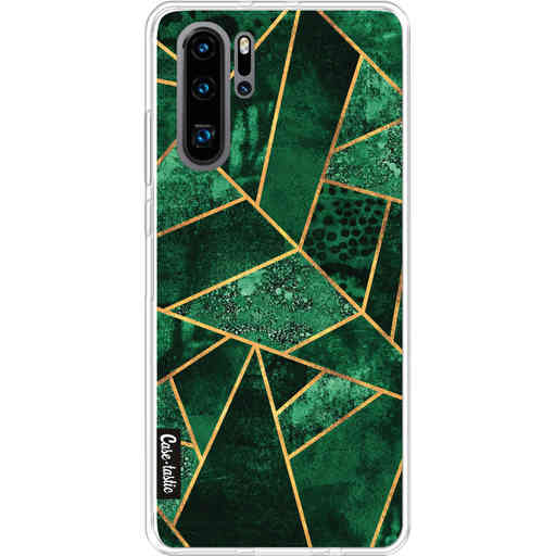 Casetastic Softcover Huawei P30 PRO - Deep Emerald