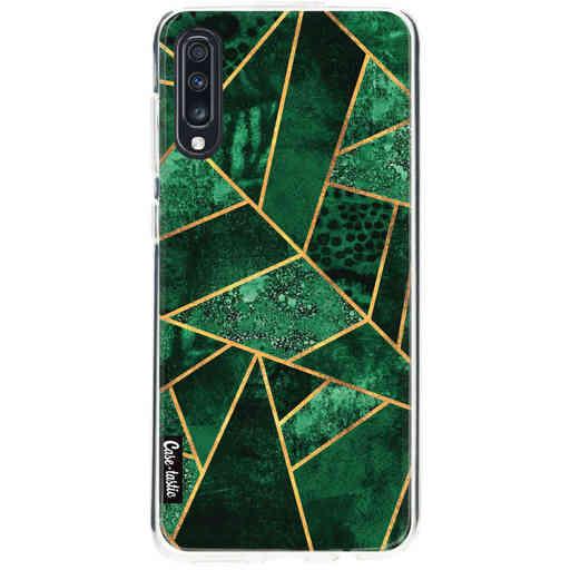 Casetastic Softcover Samsung Galaxy A70 - Deep Emerald