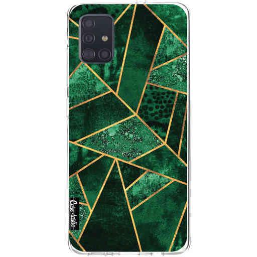 Casetastic Softcover Samsung Galaxy A51 (2020) - Deep Emerald