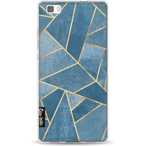 Casetastic Softcover Huawei P8 Lite - Dusk Blue Stone