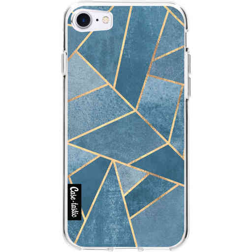Casetastic Softcover Apple iPhone 7 / 8 - Dusk Blue Stone