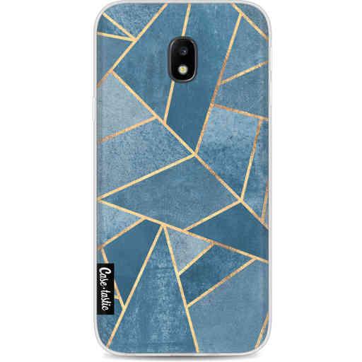 Casetastic Softcover Samsung Galaxy J3 (2017)  - Dusk Blue Stone