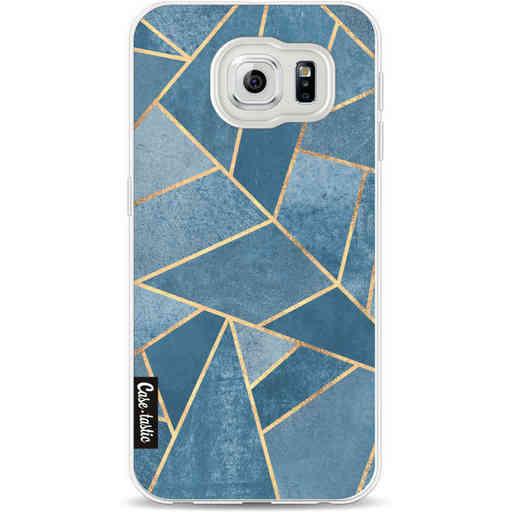 Casetastic Softcover Samsung Galaxy S6 - Dusk Blue Stone