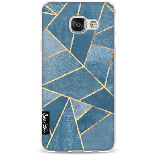 Casetastic Softcover Samsung Galaxy A3 (2016) - Dusk Blue Stone