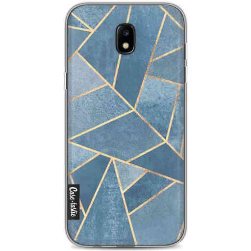 Casetastic Softcover Samsung Galaxy J5 (2017) - Dusk Blue Stone