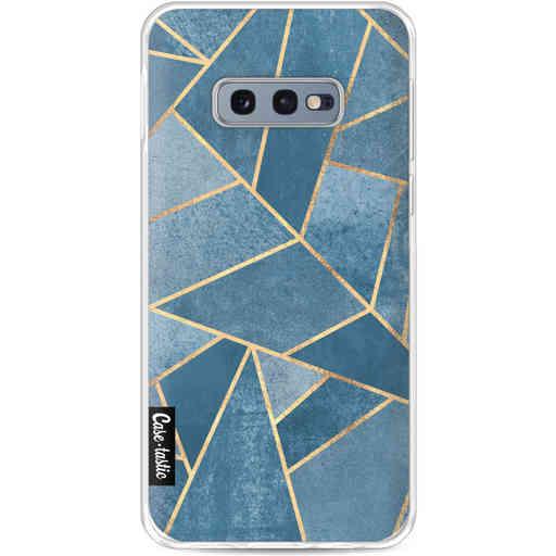 Casetastic Softcover Samsung Galaxy S10e - Dusk Blue Stone