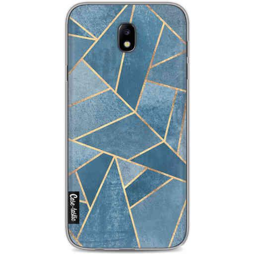 Casetastic Softcover Samsung Galaxy J7 (2017) - Dusk Blue Stone