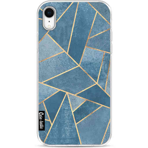 Casetastic Softcover Apple iPhone XR - Dusk Blue Stone