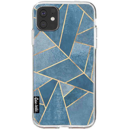 Casetastic Softcover Apple iPhone 11 - Dusk Blue Stone