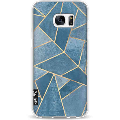 Casetastic Softcover Samsung Galaxy S7 Edge - Dusk Blue Stone