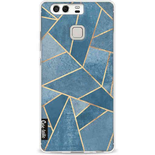 Casetastic Softcover Huawei P9 - Dusk Blue Stone