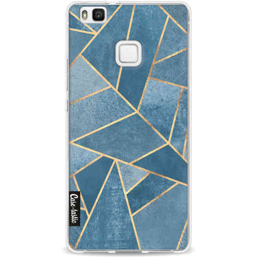 Casetastic Softcover Huawei P9 Lite - Dusk Blue Stone