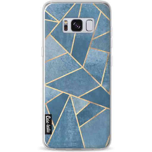 Casetastic Softcover Samsung Galaxy S8 - Dusk Blue Stone