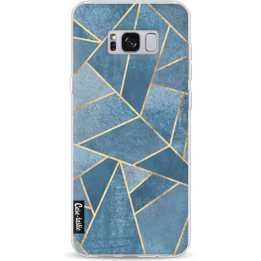 Casetastic Softcover Samsung Galaxy S8 Plus - Dusk Blue Stone