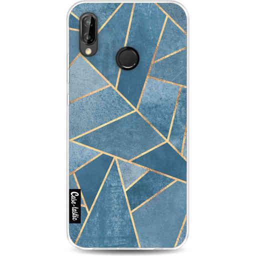 Casetastic Softcover Huawei P20 Lite (2018) - Dusk Blue Stone