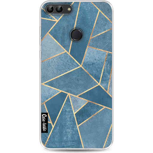 Casetastic Softcover Huawei P Smart - Dusk Blue Stone