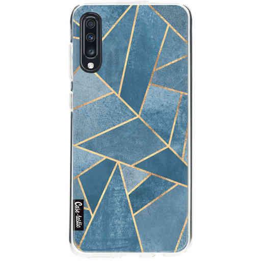 Casetastic Softcover Samsung Galaxy A70 - Dusk Blue Stone