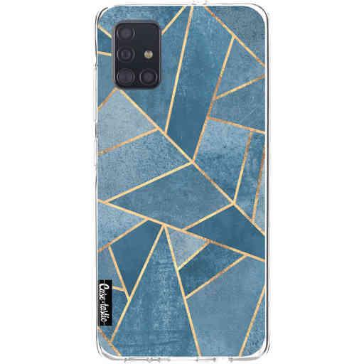 Casetastic Softcover Samsung Galaxy A51 (2020) - Dusk Blue Stone